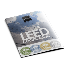leed certification onyx solar
