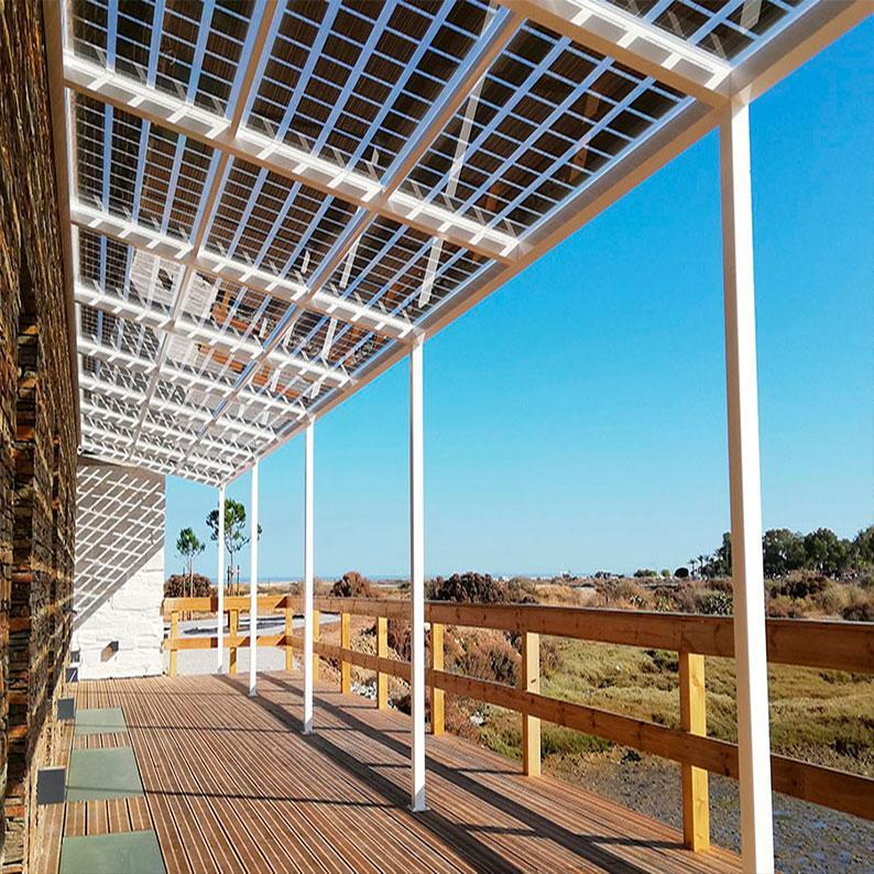 PHOTOVOLTAIC CANOPY - Algarve Residence