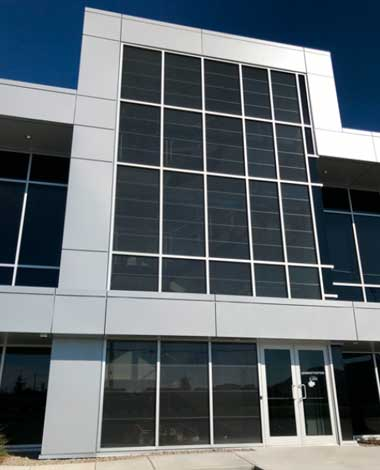 exceldor photovoltaic curtain wall onyx solar