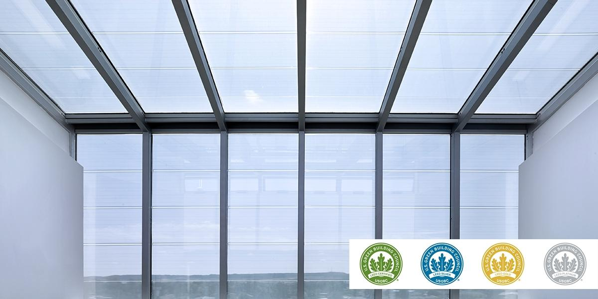 Earn Leed Points For Your Building With Solar Pv Glass