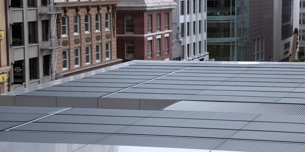 SOLAR PV FLOOR: PERFECT INTEGRATION & FUNCTIONALITY